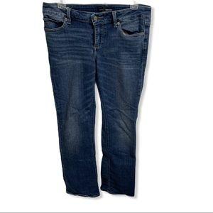 Lucky Brand Lolita Bootcut Jeans SZ 6 Medium Wash